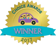 Preferred Child Care 2017 Winner Choice Awards